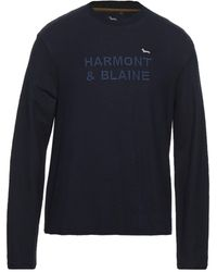 Harmont & Blaine Sudadera - Azul