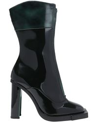 Alexander McQueen Ankle Boots - Green