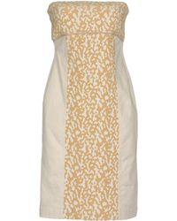 Fairly - Short Dress - Lyst