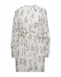 Giambattista Valli Short Dress - White