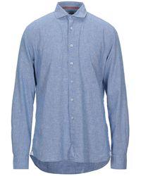 AT.P.CO Camisa - Azul