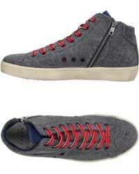 Leather Crown - High-tops & Sneakers - Lyst