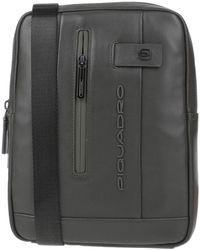 Piquadro Cross-body Bag - Green