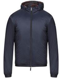 Emporio Armani Down Jacket - Blue