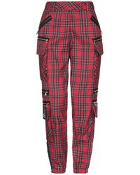Marco Bologna Casual Pants - Red