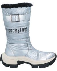 Bikkembergs Ankle Boots - Metallic