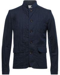 Oliver Spencer Suit Jacket - Blue