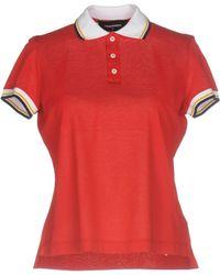 DSquared² Poloshirt - Rot