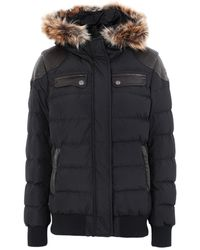 Matchless Synthetic Down Jacket - Black