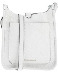 Coccinelle Cross-body Bag - White