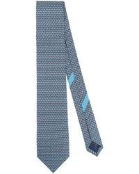 Ferragamo Krawatten & Fliegen - Blau