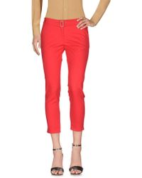 X's Milano - Casual Pants - Lyst