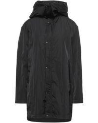 Haus By Golden Goose Deluxe Brand Overcoat - Black
