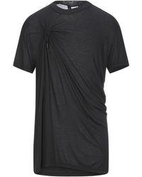Tom Rebl T-shirts - Schwarz