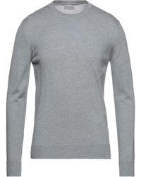 Low Brand Jumper - Grey