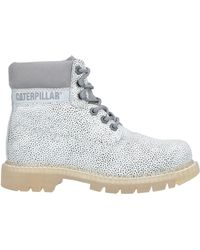 Caterpillar Ankle Boots - Gray