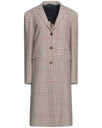 Vivienne Westwood Anglomania Overcoat - Natural
