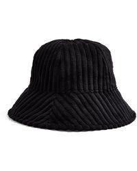 TOPSHOP Hat - Black