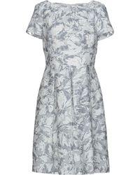Cinzia Rocca Knee-length Dress - White