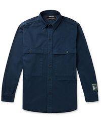 Reese Cooper Shirt - Blue