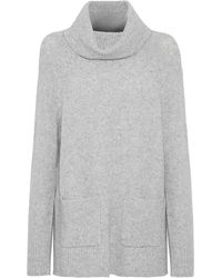 Soft Joie Turtleneck - Gray