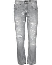 People (+) People Denim Pants - Gray