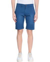 Pepe Jeans Shorts & Bermuda Shorts - Blue