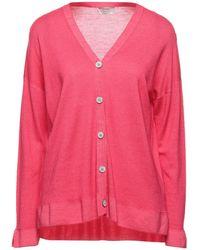 Gran Sasso Cardigan - Pink