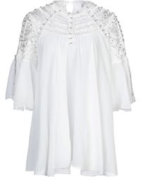 Care Of You Blouse - White