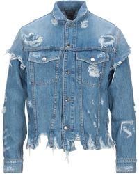 IRO Capospalla jeans - Blu