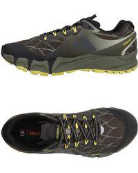 Merrell Low-tops & Sneakers - Gray