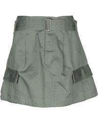 Marc Jacobs Mini-jupe - Vert