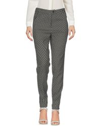 Boutique Moschino - Casual Trouser - Lyst