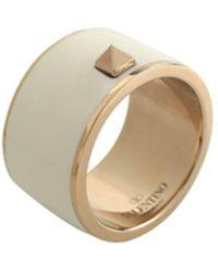 Valentino Garavani Ring - White