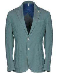 Domenico Tagliente Suit Jacket - Green