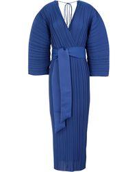 C/meo Collective 3/4 Length Dress - Blue