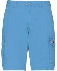 Napapijri Shorts et bermudas - Bleu
