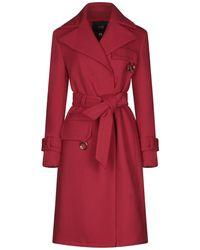 Class Roberto Cavalli Coat - Red