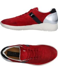 Cesare Paciotti Low-tops & Sneakers - Red