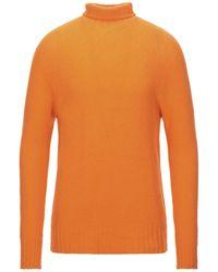 Macchia J Cuello alto - Naranja