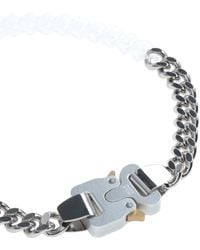 1017 ALYX 9SM Necklace - White