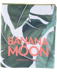 Banana Moon Serviette de plage - Vert