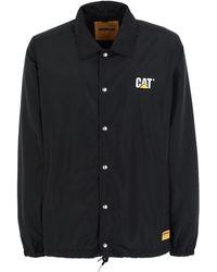 Caterpillar Jacket - Black