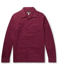 Monitaly Shirt - Purple