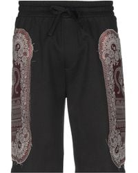 Les Benjamins - Bermuda Shorts - Lyst