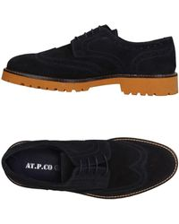AT.P.CO - Lace-up Shoes - Lyst