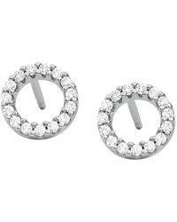Michael Kors Earrings - Metallic