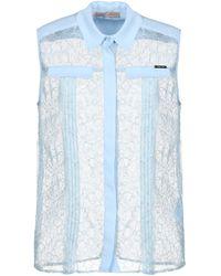 Betty Blue Shirt - Blue