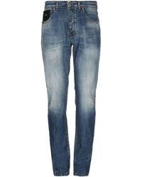 John Richmond Denim Pants - Blue