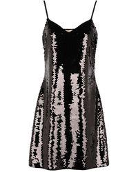 MICHAEL Michael Kors Short Dress - Black